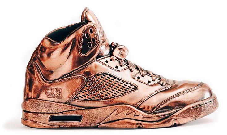Bronze-Air-Jordans