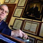 Luciano Baietti a man with more than 10 master's degree