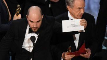 Oscars Mix up