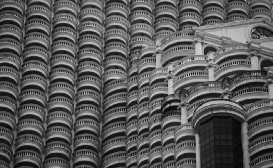 Multiplied-Balcony