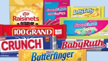 Nestle-Candy-bar