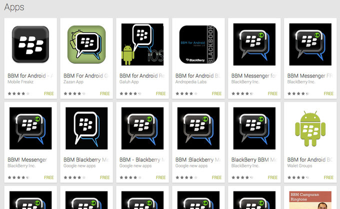 BBM-Fake-App