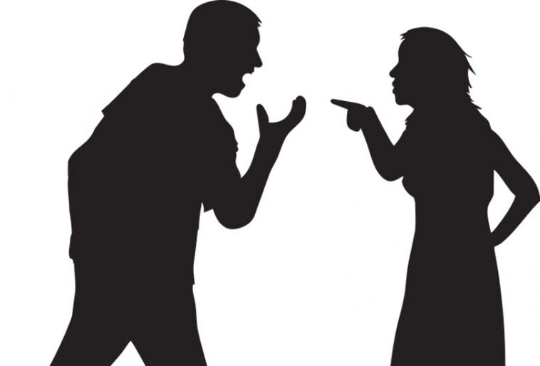 Arguing-couples