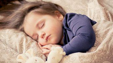 Child-Sleeping-pattern