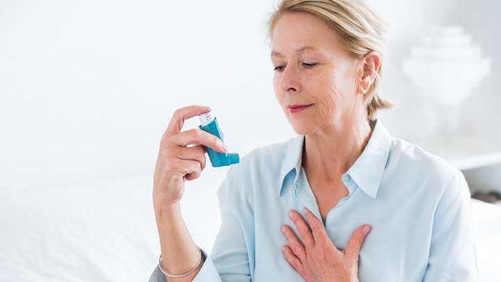 Help yourself relieve asthma symptoms