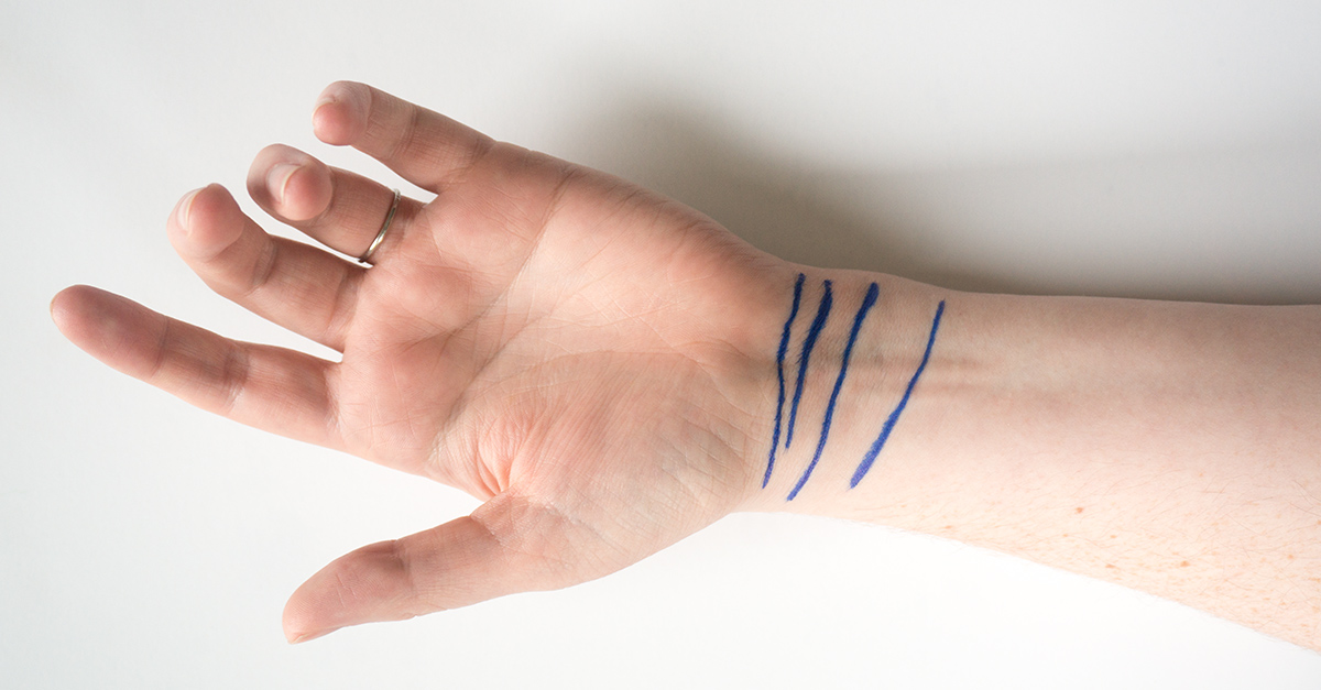 What do our Wrist Lines mean?