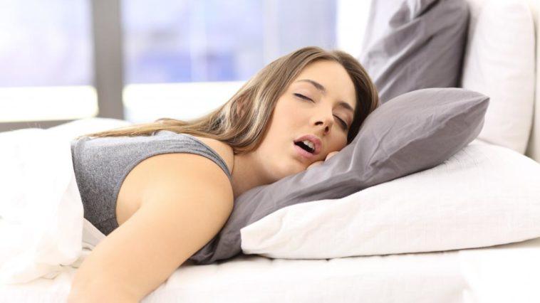 Drool While You Sleep