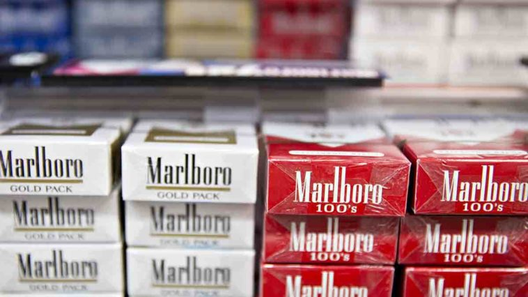 Marlboro maker is planning to stop cigarette production