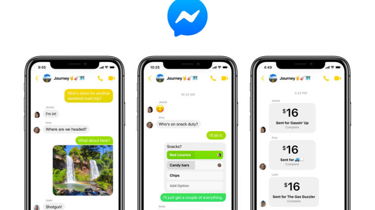 Facebook Messenger's New Redesign Feature