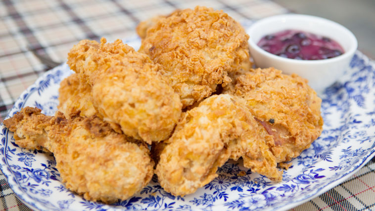 Eating tons of fried chicken is linked with higher risk of death