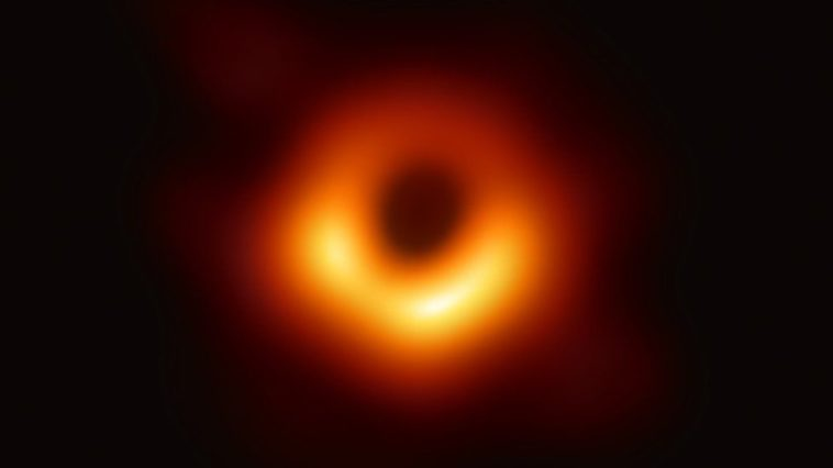 First Black hole image