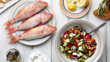 Mediterranean Diet – Anti-Aging Food